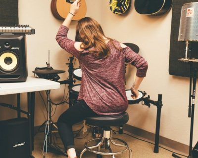 Technology as an Instrument: Transitioning from Drumming to Beat Making