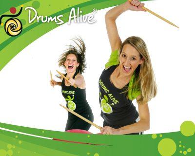 Drums Alive® Basic Instructor Online Home Study